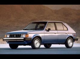 1990 Plymouth Horizon America