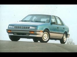 1990 Plymouth Sundance Highline