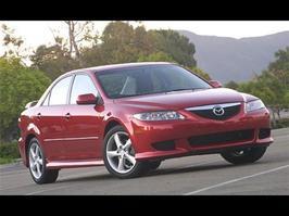 2003 Mazda Mazda6 s