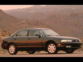 1993 Mazda 626 ES