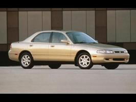 1995 Mazda 626 LX