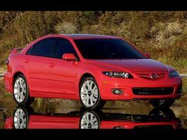 2007 Mazda Mazda6 i Sport Value
