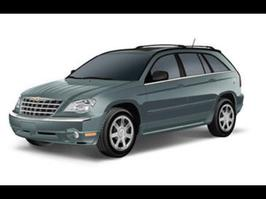 2008 Chrysler Pacifica Limited Edition