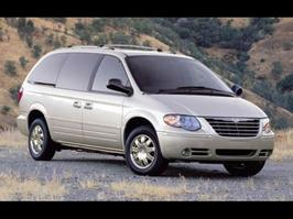 2006 Chrysler Town and Country Limited Edition
