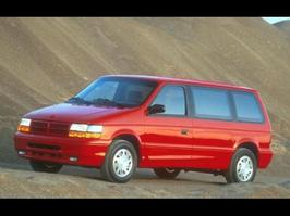 1992 Dodge Caravan Base