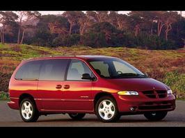 1999 Dodge Caravan SE