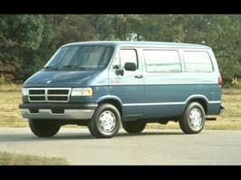 1995 Dodge Ram Wagon 1500