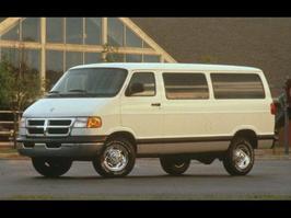 1999 Dodge Ram Wagon 3500