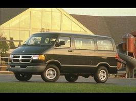 2001 Dodge Ram Wagon 3500