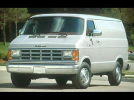 1990 Dodge Ram Van B150
