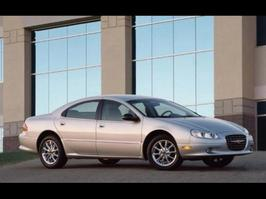 2002 Chrysler Concorde Limited Edition