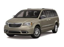 2014 Chrysler Town and Country Limited Edition