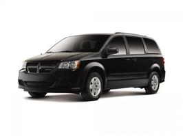 2012 Dodge Grand Caravan American Value Package