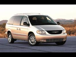 2002 Chrysler Town and Country Limited Edition