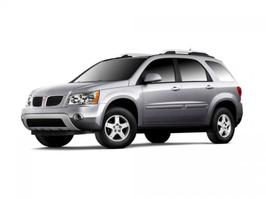2009 Pontiac Torrent Base