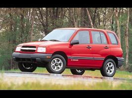 2000 Chevrolet Tracker