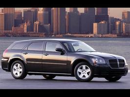 2007 Dodge Magnum SE