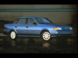 1990 Ford Tempo GL