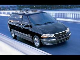 2003 Ford Windstar Limited Edition