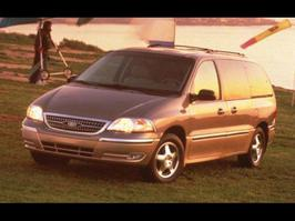 1999 Ford Windstar Base
