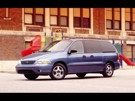 2002 Ford Windstar SE