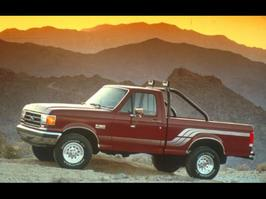 1991 Ford F-150 S