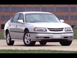 2004 Chevrolet Impala LS