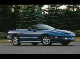 1999 Pontiac Firebird Base