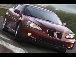 2008 Pontiac Grand Prix GXP