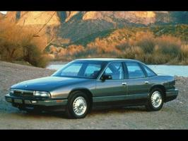 1992 Buick Regal Limited Edition