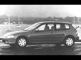 1994 Honda Civic DX