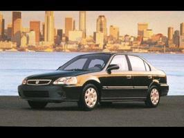 1999 Honda Civic LX