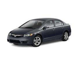 2010 Honda Civic LXS