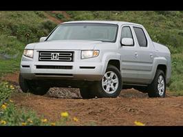 2006 Honda Ridgeline RTS
