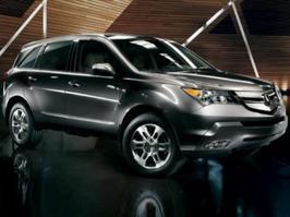 2009 Acura MDX Technology