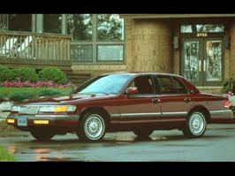 1992 Mercury Grand Marquis GS