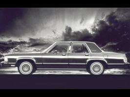 1990 Mercury Grand Marquis LS