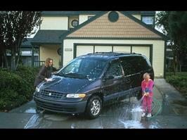1996 Plymouth Voyager Base