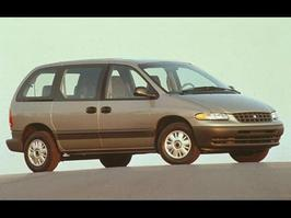 1998 Plymouth Voyager