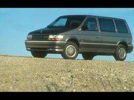 1993 Plymouth Voyager Base