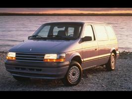 1994 Plymouth Voyager SE