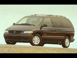 1999 Plymouth Grand Voyager SE