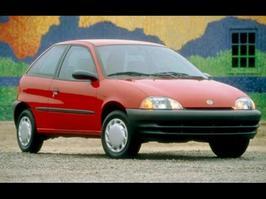 2001 Suzuki Swift GA