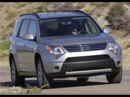 2008 Suzuki XL-7 Limited Edition
