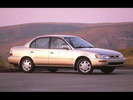 1996 Toyota Corolla Standard