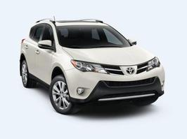 2014 Toyota RAV4 Limited Edition