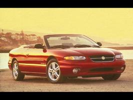 1996 Chrysler Sebring JXi