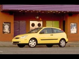 2003 Ford Focus Power