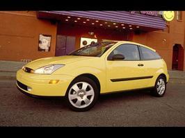 2004 Ford Focus Comfort