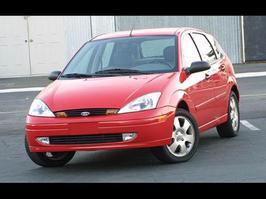 2003 Ford Focus Comfort